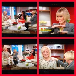 Livspust- og stressmestring på God Morgen Norge TV2