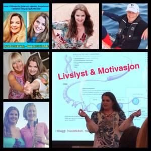 Livslyst & Motivasjon sine samarbeidspartnere