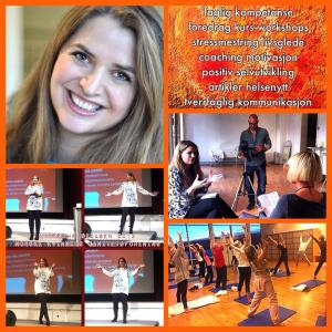 Rebekka Nøkling er dalig leder i Livslyst & Motivasjon