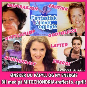 Samlebilde Mitochondria-treffet 16. april 2015